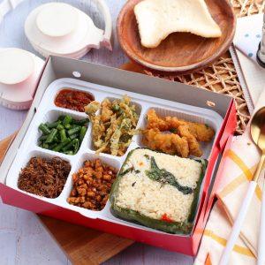 Pesan Nasi Kotak Jakarta