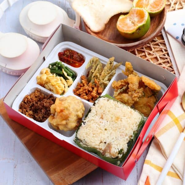 Nasi Box Paket Begah 2