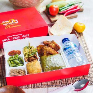Paket Nasi Kotak Premium