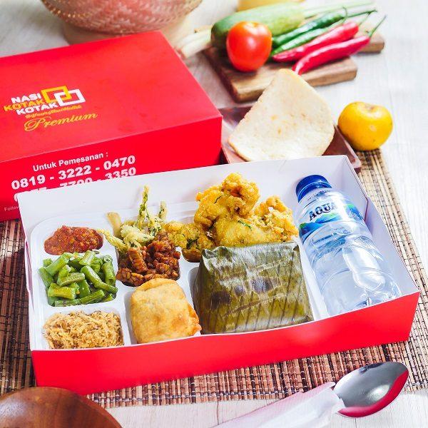 Paket Nasi Kotak Premium 2