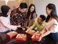 Waktunya Nasi Kotak Kotak